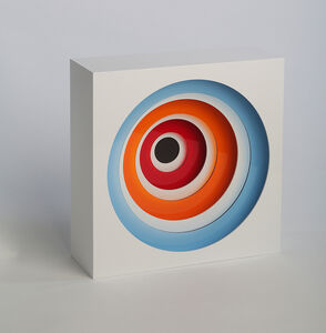 Gregorio Vardánega, 'Boite à Cercles de Couleurs', 1970