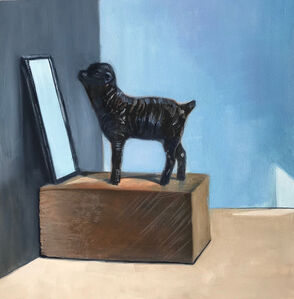 Deborah Davidson, 'Black Sheep Series: Acceptance', 2019