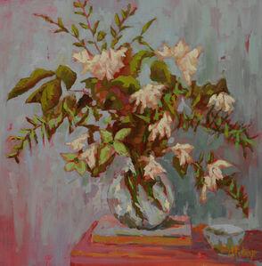 Ginny Futvoye, 'White Flowers', 2018