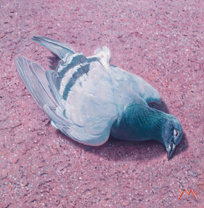 Yvonne Melchers, 'This Morning She Was Still Flying', 2017