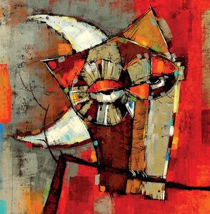 Stefan Geissbühler, 'OWLS DELIGHT', 2020