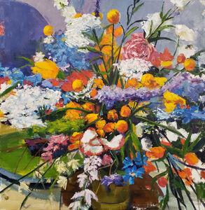 Jenn Hallgren, 'Flower Show #1', 2019