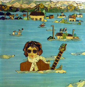 Bill Miller, 'Bob Dylan: How High's the Water Mama ', 2015