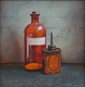 John Whalley, 'Bottle and Can', 2019
