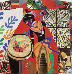 Janet Taylor Pickett, 'Observing Bounty and Promise', 2013