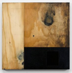 Anthony Adcock, 'Plywood (Oil)', 2020