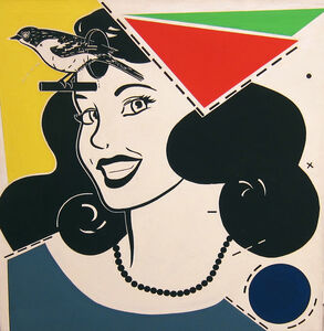 Steve Gianakos, 'Bird Brain #3', 1984