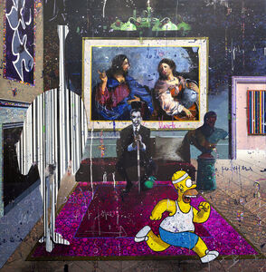 Angelo Accardi, 'Jogging at Home ', 2020