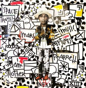Flore x The Producer BDB, 'Pharrell', 2015