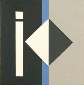Mauro Reggiani, 'Composition', 1961
