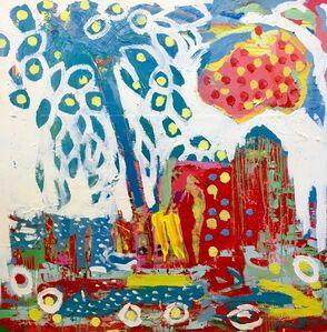 Paul Wadsworth, 'The tree of life', 2018