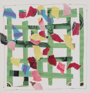 Jean-Michel Coulon, 'Collage 211', 2012–14