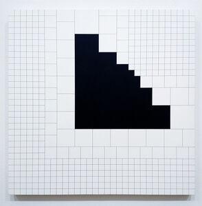 Attila Kovács, 'Frame of Reference 1-1974+metasquare 4x4 (10F)&(4F)', 1993