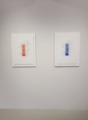 The Oracle Series, installation view