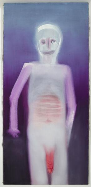 Miriam Cahn, 'soldat', 18.04.2010