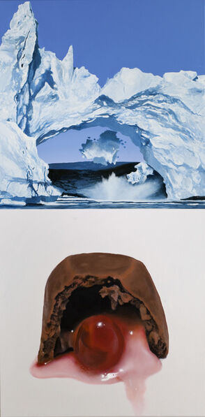 Paul Béliveau, 'Les vies parallèles XLII', 2017