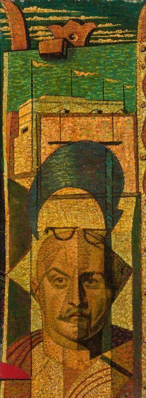 Francis Criss, 'Self Portrait', Painting, Oil on canvas, Doyle