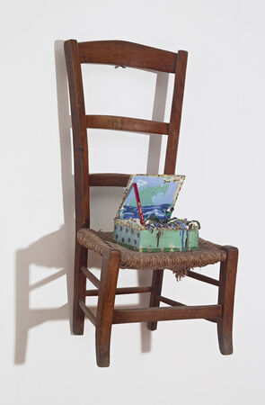 Chair with Box