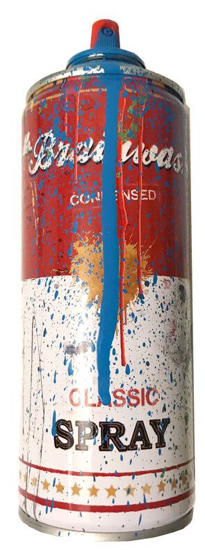 Mr. Brainwash, 'Spray Can', 2016, Sculpture, Painted empty spray can, EHC Fine Art