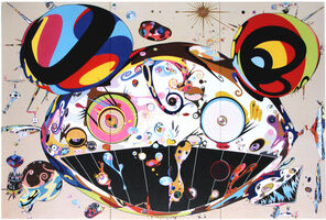 Takashi Murakami, 'Tan Tan Bo poster print', 2018