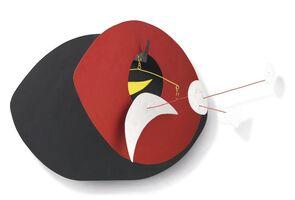 Alexander Calder, 'Escutcheon'
