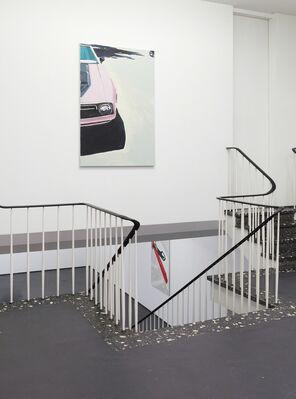 Koen van den Broek - Behind the Camera, installation view