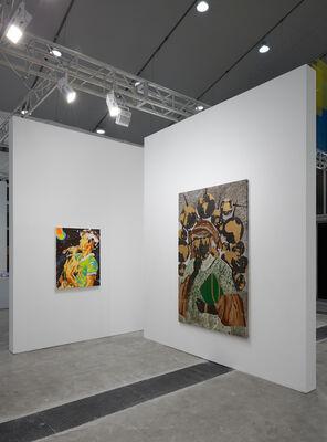 Templon at West Bund Art & Design 2019, installation view