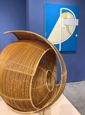 TAI Modern at Art Miami 2019, installation view