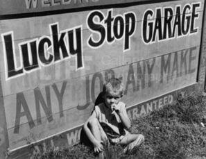 Lucky Stop Garage