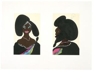 Afro Harlem Muses