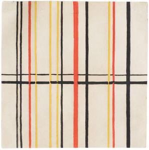 Burgoyne Diller, 'Untitled (Third Theme)', 1938