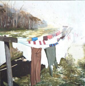 Daniel Segrove, 'Laundry', 2017