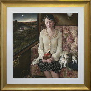 Andrea Kowch, 'Reunion - Limited Edition Signed Print', 2019