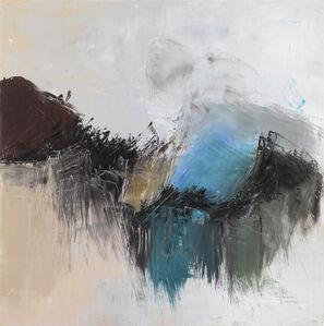 Sofia Petropoulou, 'Caribbean Blue I', 2015