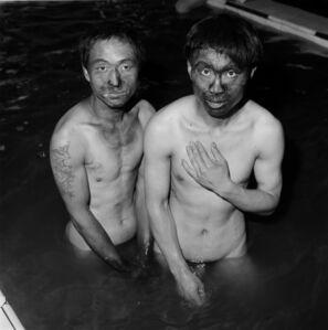 Liu Zheng, 'Two Miners, Datong, Shanxi Province', 1996