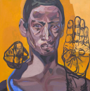 Nigatu Tsehay, 'Augenzeuge VIII', 2020