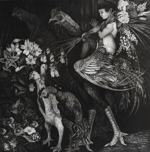 Maiko Kitagawa, 'King in the Garden (diptyque I+II)', 2018
