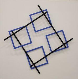 Willem van Weeghel, 'Dynamic Structure 139119', 2019