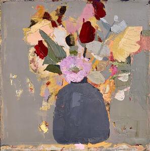 Sydney Licht, 'Still Life with Red Roses', 2020