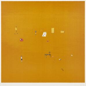 Zeng Hao, 'Untitled (orange)', 2003