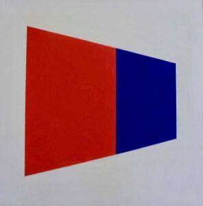 Albert Mertz, 'R/B i Perspektiv', 1981