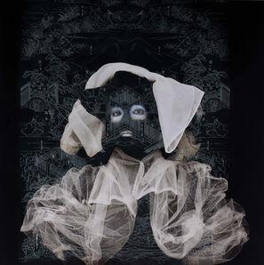 Kimiko Yoshida, 'KyotoKimiko (Genji/Rembrandt)', 2018