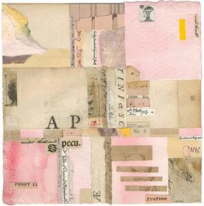 Lenore Tawney, 'Untitled', 1984