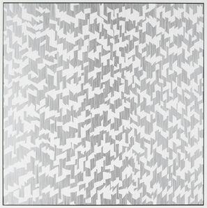 Tara Donovan, 'Composition (Cards)', 2017
