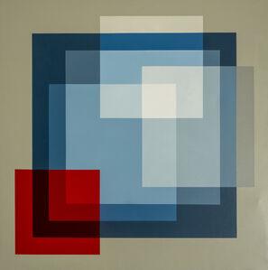 Salvador Santos, 'Projected Geometry II', 2019