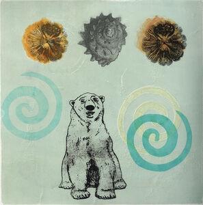 Maryly Snow, 'Polar 2: Gyres and Shells', 2010