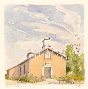 Leon Loughridge, 'La Joya Chapel'