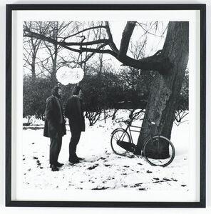Sigurdur Gudmundsson, 'Wij (study)', 1970/71