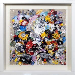 Ismael Lagares, 'Yellow XX', 2019