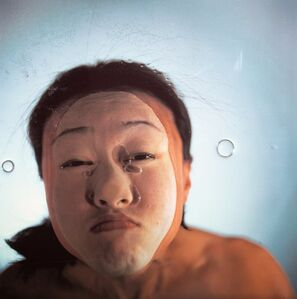 Wang Wei 王衛, '1/30th of a Second Underwater (8 works)', 1999